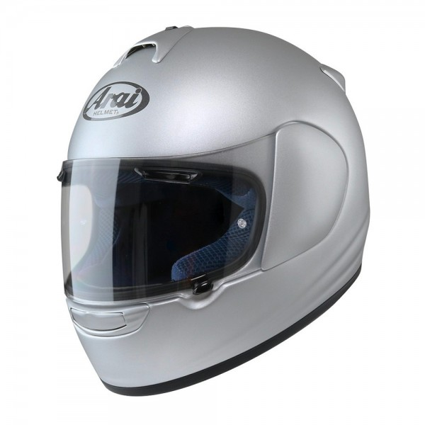 Arai Chaser - Silver Frost